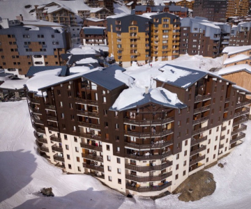 Residence Eskival, Olympic, Reine Blanche, Zenith, Dome de Polset (2 sapins) Val Thorens