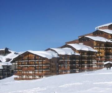 Residencia Le Cheval Blanc Val Thorens