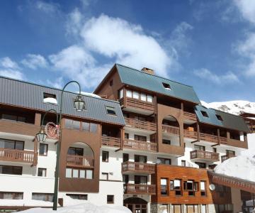 Residence Odalys Le Valset Val Thorens