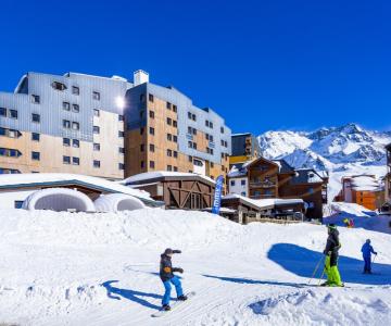 Hotel Club MMV Les Arolles Val Thorens