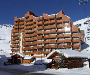 Apartamentos y estudios turísticos Val Thorens (3 sapins) Val Thorens