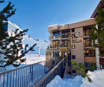 Alberta Hotel & Spa Val Thorens