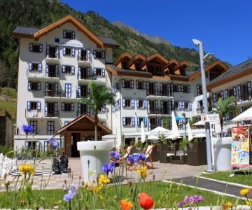 Residence & Spa Vallorcine Mont Blanc Vallorcine