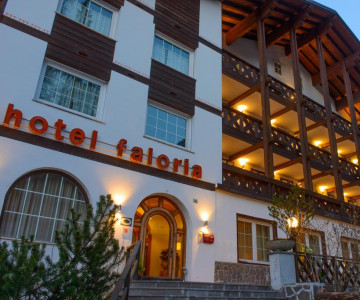 Park Hotel Faloria Trento