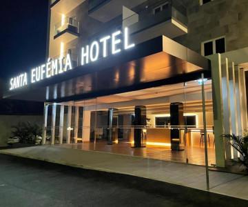 Hotel Santa Eufemia Covilhã